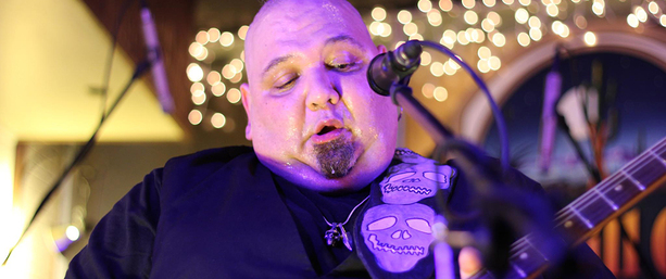 Hard-driving musician Popa Chubby to rock at Funk 'n Waffles